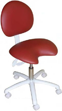 Model 2011 Doctor Stool Contoured Seat (Galaxy)