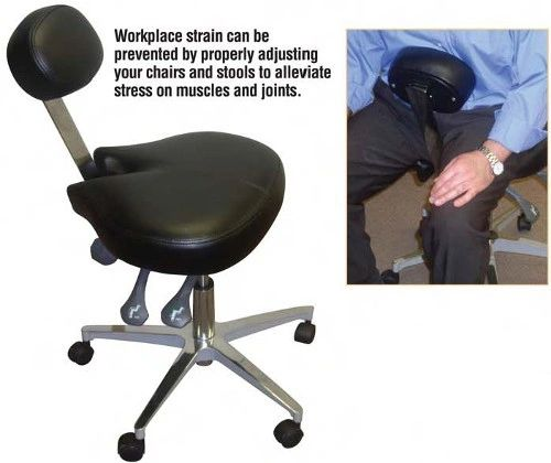 Model 2150 Doctor Relaxed Stress-Free Stool (Galaxy)