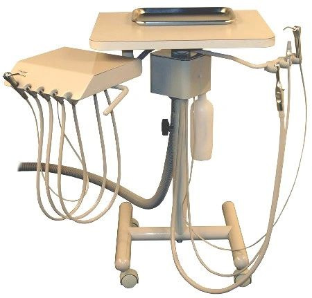 4081 Dental Mobile Delivery Cart with 4020 Head (Westar)