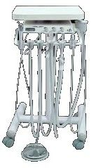 4083 Dental Delivery Cart with 4020 Head (Westar)