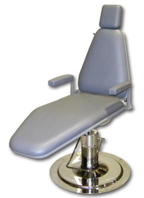 Basic Patient Chair with Hydraulic Base (DNTLworks)