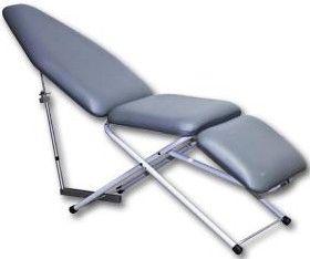 UltraLite Patient Chair with Scissor Base (DNTLworks)