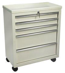 Classic 5 Drawer Medical Cart