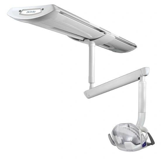 DCI Edge Series 4 Led Track Mount Dental Operatory Light (DCI)