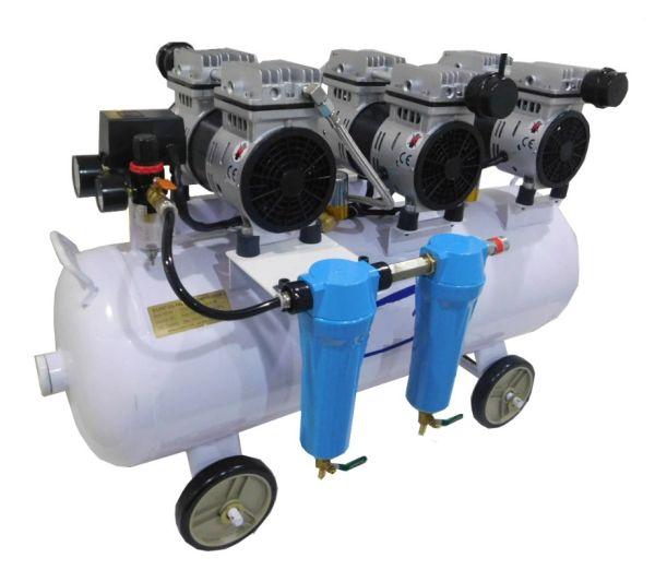 MaxAir 210-8 Dental OilLess Air Compressor