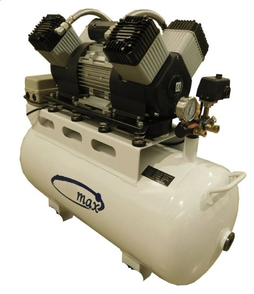MaxAir 310-10 Dental OilLess Air Compressor