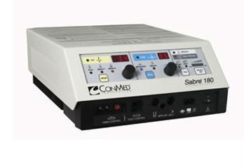 THE Sabre 180 Electrosurgery Unit By Conmed