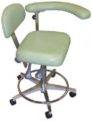Model 1078-AD Dental Assistant Stool (Galaxy)