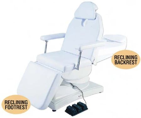 1215 Dental Spa Chair (Galaxy)