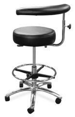 Model 1066 Dental Assistant Stool (Galaxy)