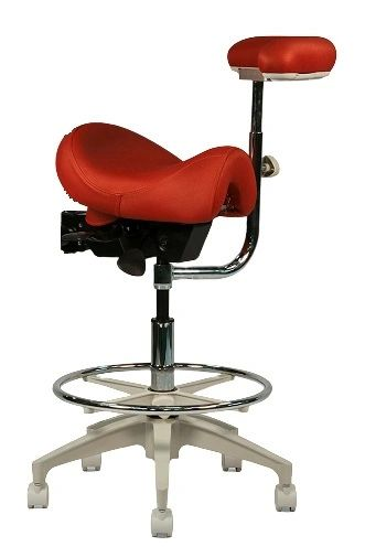 Crown Seating Durango C90SBA Assistant Stool With Ratcheting Arm, no Back