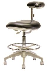 Crown Seating Glenwood C35A Assistant Stool With Ratcheting Arm