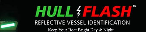 Illumarine Hull Flash Reflective Decals