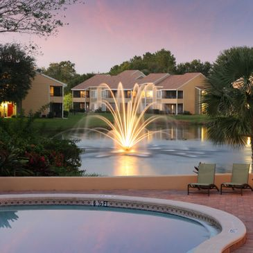 Lakes of Northdale Apartments, Tampa Florida