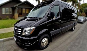 Colorado Springs Sprinter Rentals