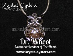Dr Whoot - November 2018 Pendant of the Month