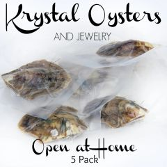 Open at Home Pearl Oysters - 5 PACK