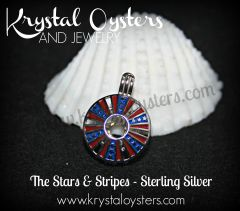 Stars & Stripes - Sterling Silver