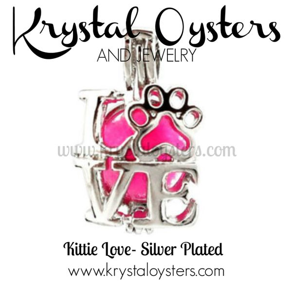 Kittie Love - Silver Plated