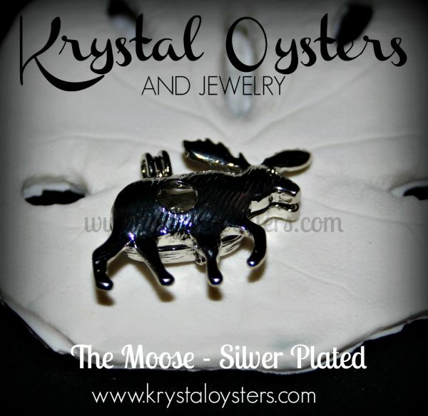 Moose - Silver Plated