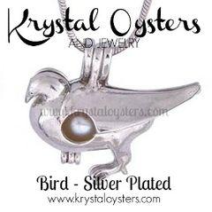 Bird - Silver Plated