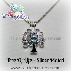 Tree Of Life - Silver Plated