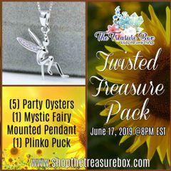 June 17, 2019 - Twisted Treasure Pack