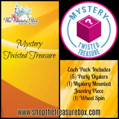August 20. 2019 - Mystery Twisted Treasure Specialty Pack