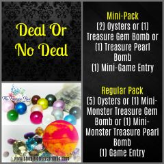 Deal or No Deal Specialty Party Packs
