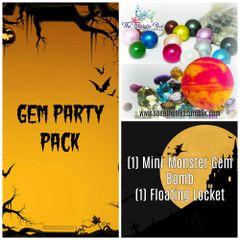 October 16, 2019 - Gem Party Pack