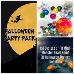October 16, 2019 - Halloween Party Pack
