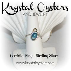 Cordelia Ring - Sterling Silver
