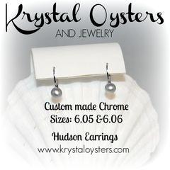 Chrome Hudson Earrings