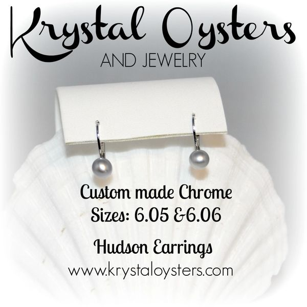 Chrome Hudson Earrings