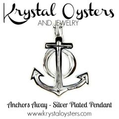 Anchors Away - Silver Plated