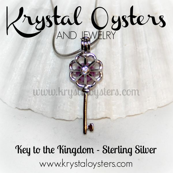 Key to the Kingdom - Sterling Silver