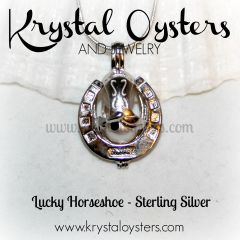 Lucky Horseshoe - Sterling Silver