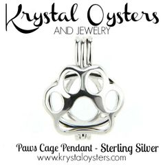 Paws - Sterling Silver