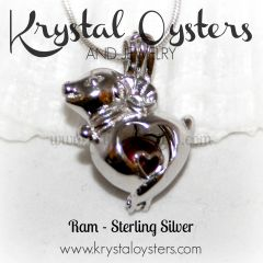 RAM - Sterling Silver
