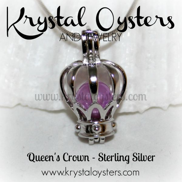 Queen's Crown - Sterling Silver