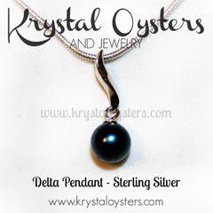 Delta Pendant Necklace