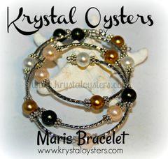 Maris Shell Pearl Bracelet