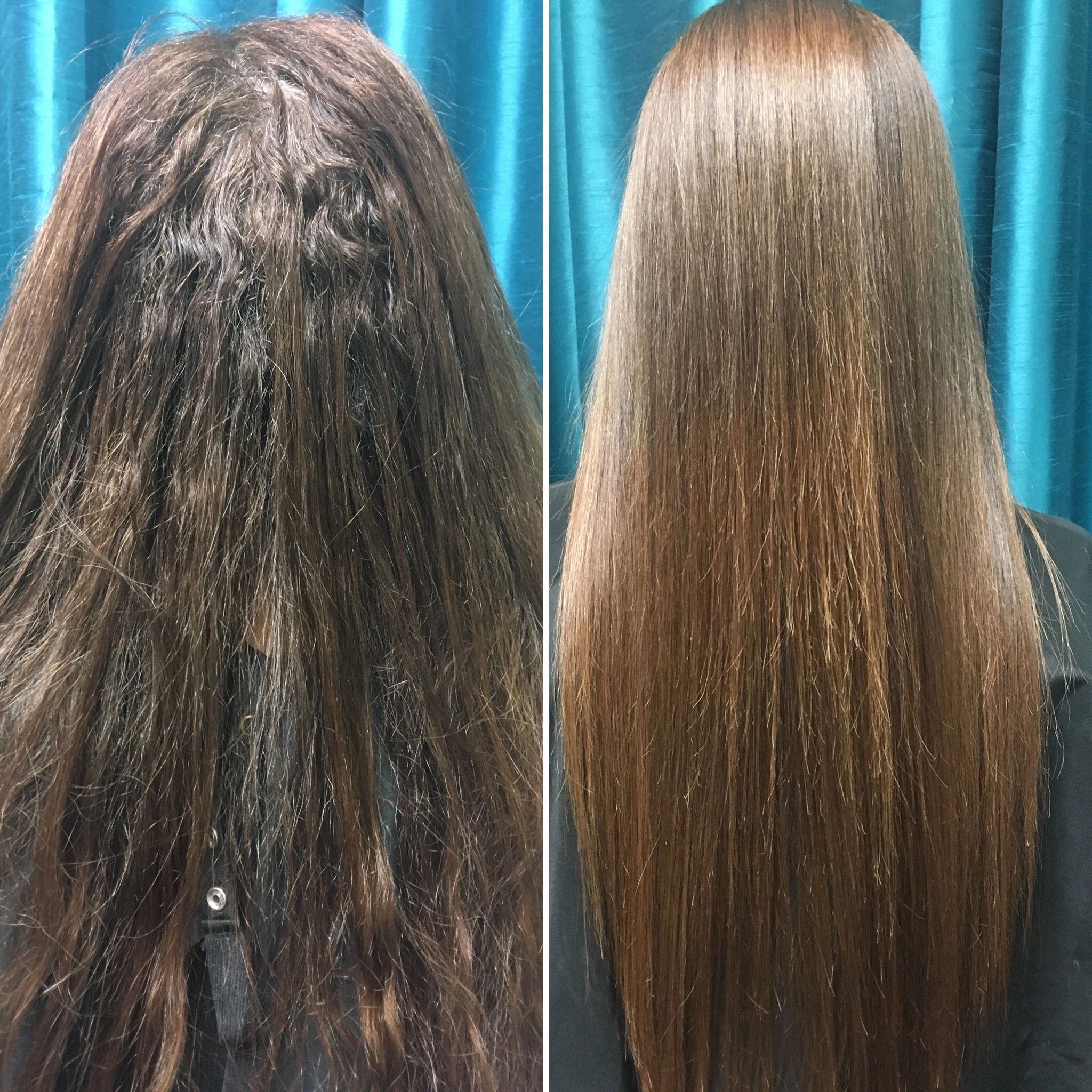 Japanese Hair Straightening or Thermal Reconditioning