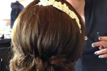wedding hair and make up wells