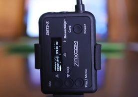 ZMT, ZMT 3X, Wireless Audio, Zaxcom, Wireless Transmitter