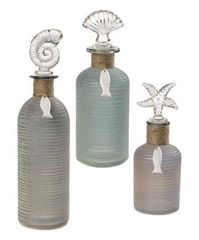 Grassland Road Coastal 3 Piece Bottle Set NIB