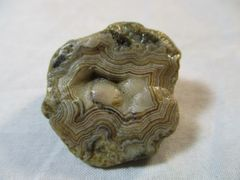 New Find Fairburn Agate from South Dakota #5556