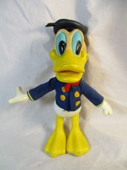 Vintage 1950's Donald Duck Doll Toy Walt Disney and Daxin & Company