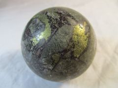 "Pyrite Sphere 14.5 oz 2.573"" #5533"