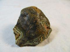Fairburn Agate from South Dakota #5753